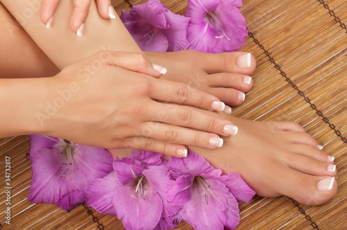 Spa pedicure i manicure