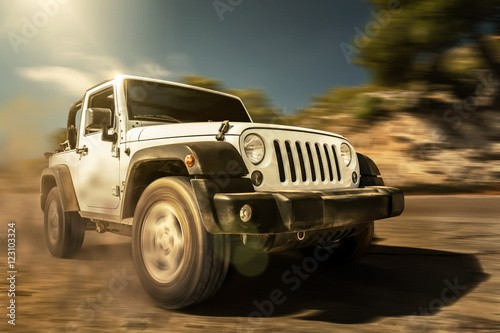 Jeep Offroad Safari